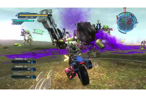 Earth Defense Force 5 gameplay (no commentary) - YouTube