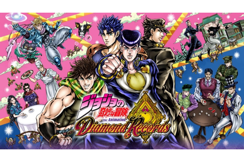 The Hand - JoJo's Bizarre Adventure: Diamond Records - YouTube