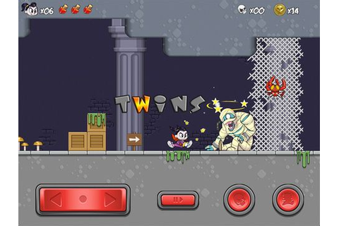 Dracula twins iPhone game - free. Download ipa for iPad ...