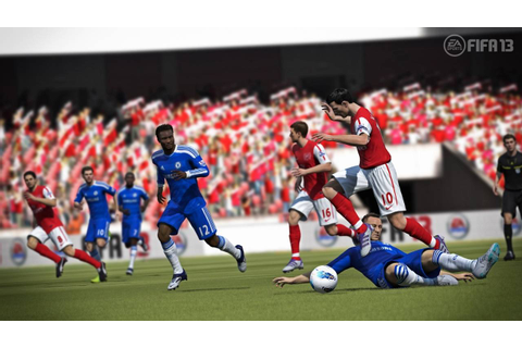 FIFA Soccer 13 - GamingExcellence