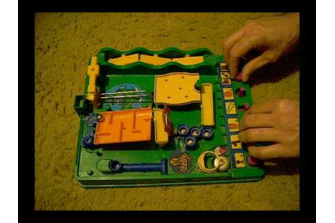 Snafu / Screwball Scramble game - YouTube
