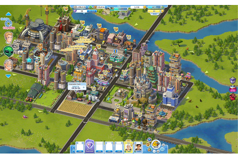 Init_Games: Played: SimCity Social (Facebook)