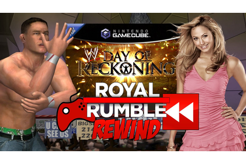 Royal Rumble Rewind - WWE Day of Reckoning sur Game Cube ...