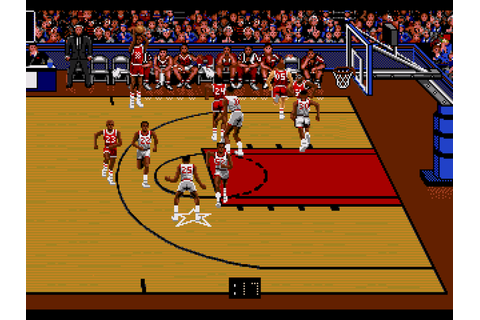 Bulls vs Blazers and the NBA Playoffs Screenshots ...