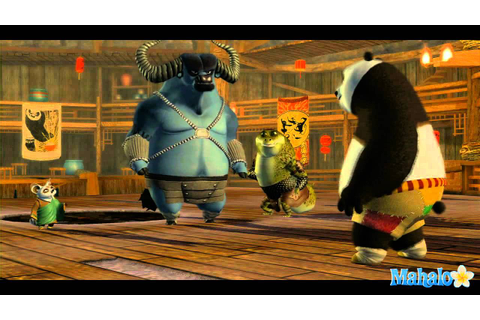 Kung Fu Panda 2 Walkthrough - Level 1 - YouTube