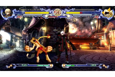 BlazBlue: Calamity Trigger (Game Review) – cublikefoot