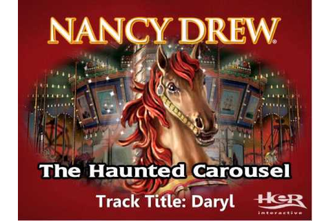Music Track: Daryl - Nancy Drew: The Haunted Carousel ...