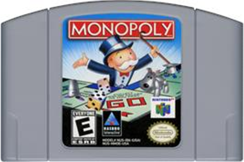 Monopoly - Nintendo N64 - Games Database