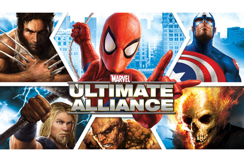 MARVEL: Ultimate Alliance Trailer - YouTube