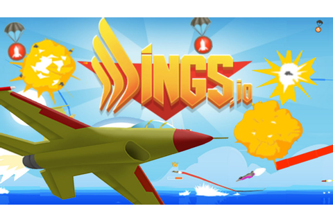 Wings.io New Addicting Multiplayer Online Shooting Game ...