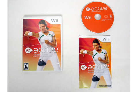 EA Sports Active game for Nintendo Wii | The Game Guy
