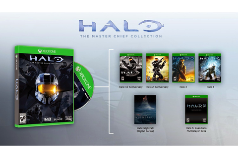 Halo: The Master Chief Collection - Xbox One | Xbox Console