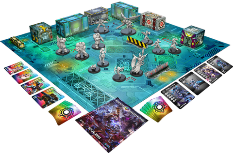 Relic Knights: 2nd Edition Kickstarter Campaign Blasts Off ...