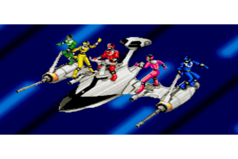 POWER RANGERS TIME FORCE GAME SCREEN SHOTS