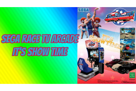 Sega Race TV Arcade Game (Laser Quest) - YouTube