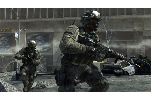 Call of Duty 4 Modern Warfare Download Free PC Game
