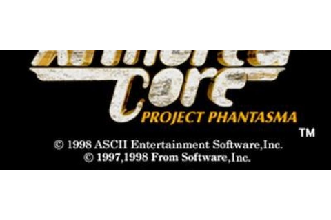 Armored Core Project Phantasma PS1 ISO - Download Game PS1 ...