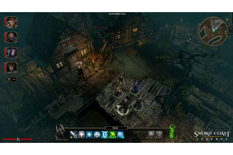 Sword Coast Legends – Dungeons & Dragons Isometric RPG