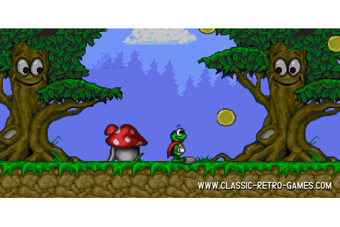 Download Super Frog & Play Free | Classic Retro Games