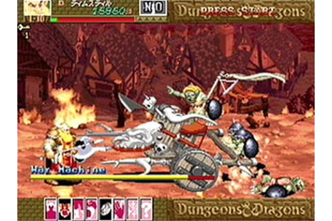 Dungeons & Dragons Collection Sega Saturn | Japan | T ...