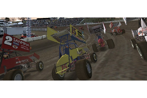 World of Outlaws: Sprint Cars 2002 - Game information hub ...
