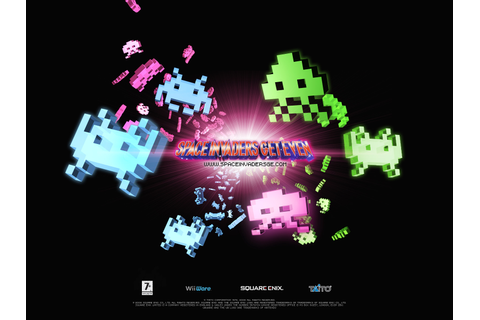 Space invaders Get Even Wallpapers | Pc Games Wallpapers