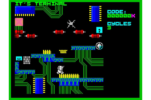 Indie Retro News: CIRCUITRY - A Manic Miner inspired game ...