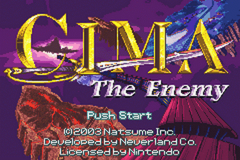CIMA - The Enemy Nintendo Game Boy Advance online | Play retro games ...