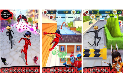 Miraculous Ladybug & Cat Noir - The Official Game ...