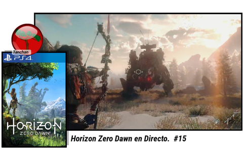 Horizon Zero Dawn Día 15 ,Gameplay en español - YouTube