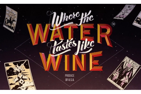 Where The Water Tastes Like Wine game review - The ...