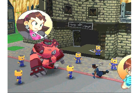 The Misadventures Of Tron Bonne Download Game | GameFabrique