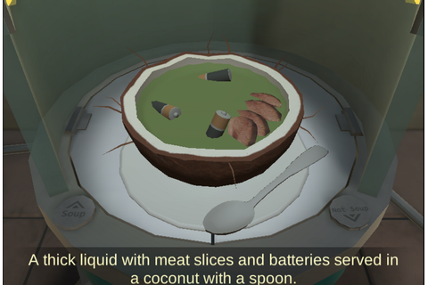 The Video Game That Asks You to Ponder the Meaning of Soup ...