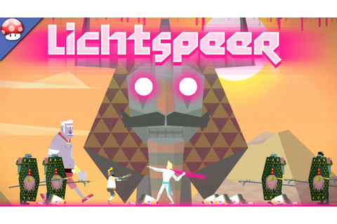 Lichtspeer Uber Edition Gameplay (PC HD) - YouTube