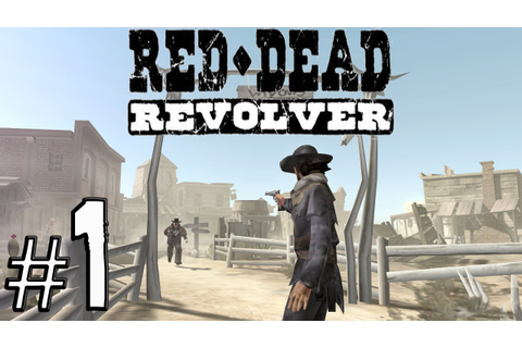 Red Dead Revolver Walkthrough Gameplay - Intro Red Harlow ...