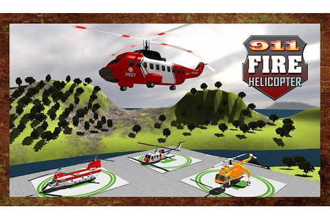 Fire Fighter Rescue Helicopter APK 1.0.2 - Free Simulation ...