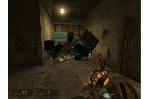 Half-Life 2: Deathmatch (Windows) - My Abandonware
