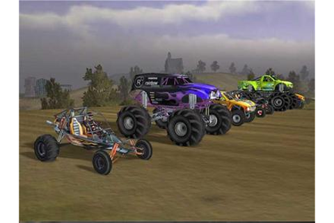 MX Vs ATV Unleashed Racing Game