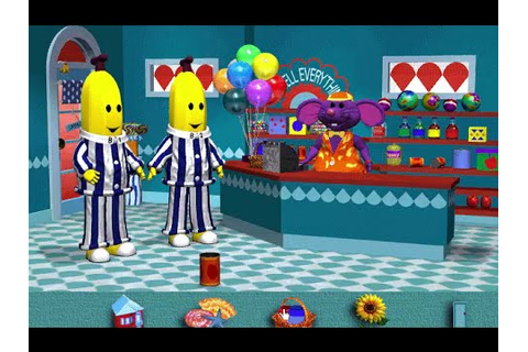 Bananas In Pyjamas: It's Funtime (PC Game) - YouTube