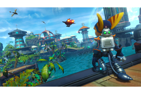 Amazon.com: Ratchet & Clank - PlayStation 4: Sony Computer ...