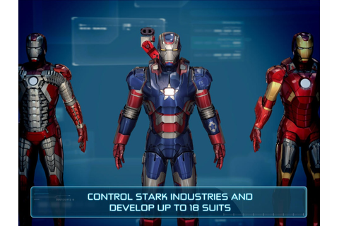 Iron Man 3 - The Official Game - Iron Man Wiki