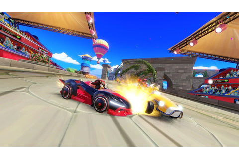 Team Sonic Racing Review - Attack of the Fanboy