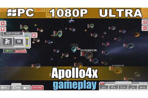 Apollo4x gameplay HD - Turn Based Strategy - [PC - 1080p ...