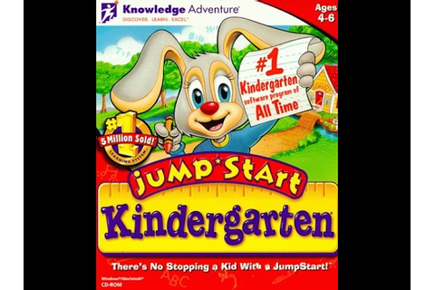 Jumpstart Kindergarten - YouTube