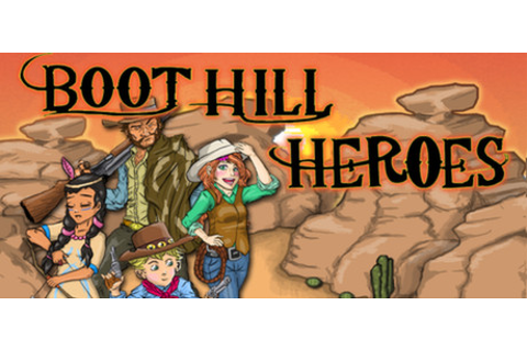 Enter to win Boot Hill Heroes