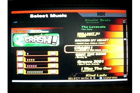 Dancing Stage Megamix (PS2) full song list - YouTube