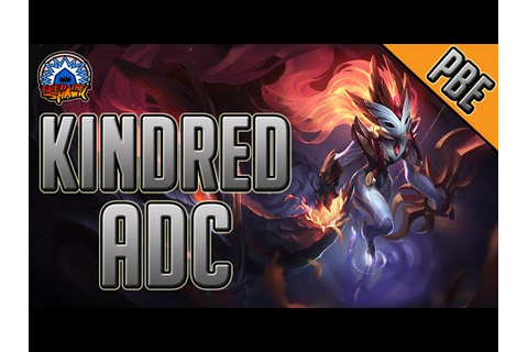 League of Legends - Shadowfire Kindred ADC - Full Game Commentary