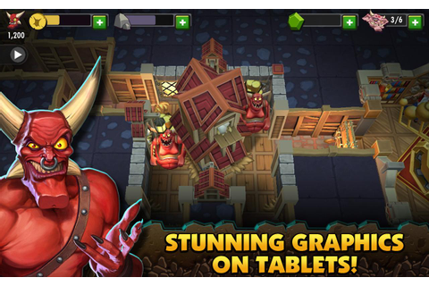 Dungeon Keeper – Android Apps on Google Play
