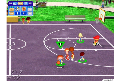 Backyard Basketball 2004 Screenshots, Pictures, Wallpapers ...