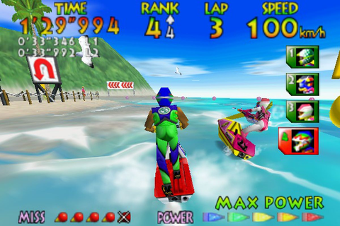 Wave Race 64 may be one of the Wii U's last great games ...